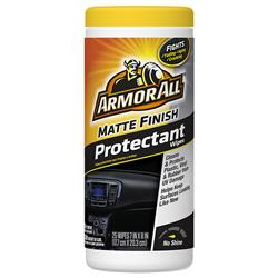 Armor All - Matte Finish Protectant Wipes (25 Wipes)