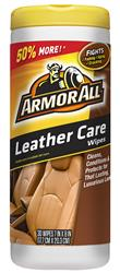 Leather Care Wipes (30 Wipes) *CLOSEOUT*