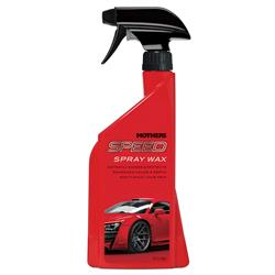 Mothers - Speed Spray Wax (24 oz.)